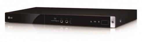 LG выпустила первую 3D караоке-систему
