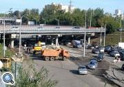 После потопа, в Казани проваливаются под землю грузовые автомобили