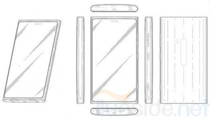 Первое изображение WP8-смартфона Nokia