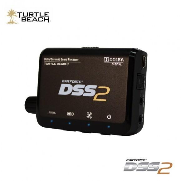 Turtle Beach Ear Force DSS 2: полноценный Dolby Surround