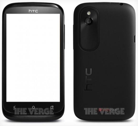 Первые фото нового HTC Proto