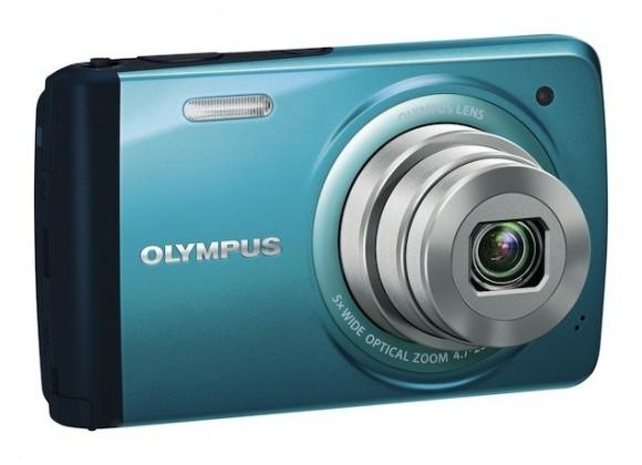 Olympus VH-410: Компактная камера с сенсорным дисплеем