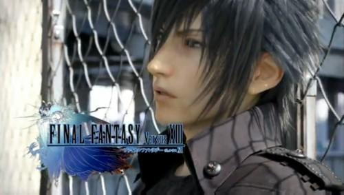 Всем ждущим Final Fantasy Versus XIII!