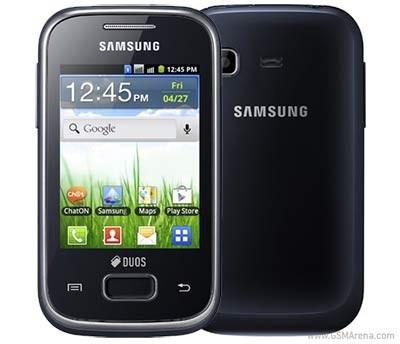Представлен телефон «Самсунг» Галакси Pocket Duos
