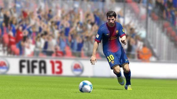Кросс-платформенного режима FIFA 13 не ожидается