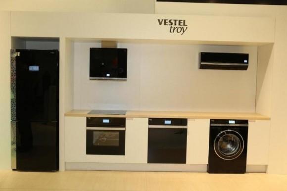 Бесцветная домашняя техника Vestel, с экранами и OS Андроид
