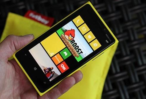 ФОТО: Нокия объявила собственные свежие телефоны на WP 8