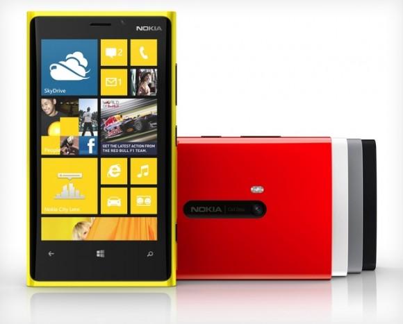 Нокия Люмия 920: Флагман на Виндоус Phone 8 представлен!