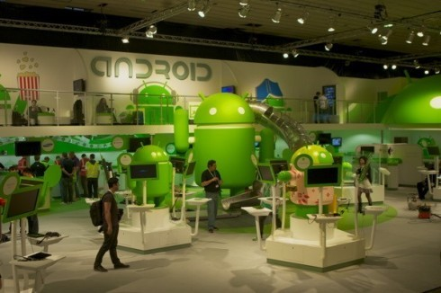 Новая статистика по рынку Android-устройств