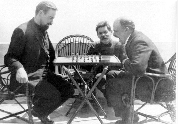 По современной систематизации Ленин был дауншифтером