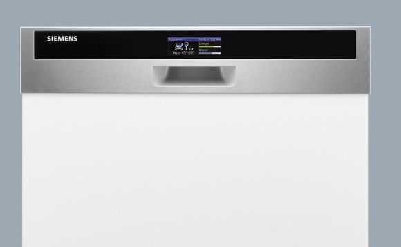 Siemens продемонстрировал свежую посудомоечную автомашину