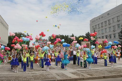 Донецк отметил День города с необыкновенным масштабом