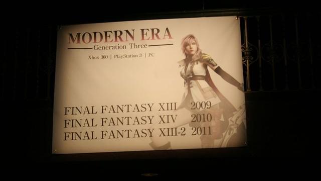 Сагу Final Fantasy поделили по командам