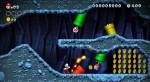 New Супер Mario Bros U: Компоненты и снимки экрана