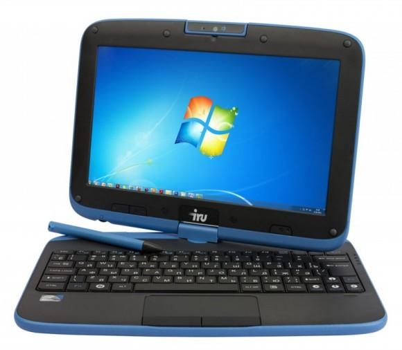 Школьные ноутбуки iRU с переломным дисплеем