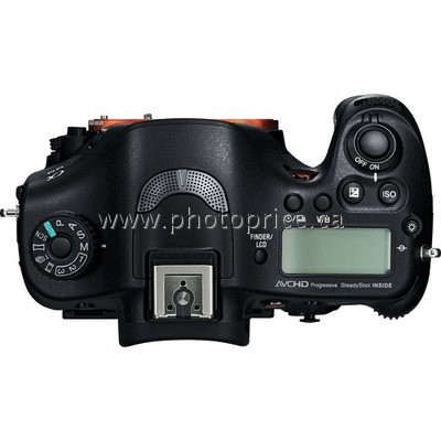 Свежие детали о SLT-камере Сони Alpha A99