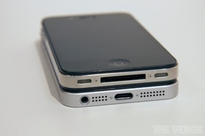 ФОТО: Превью уникального нового Эпл Айфон 5