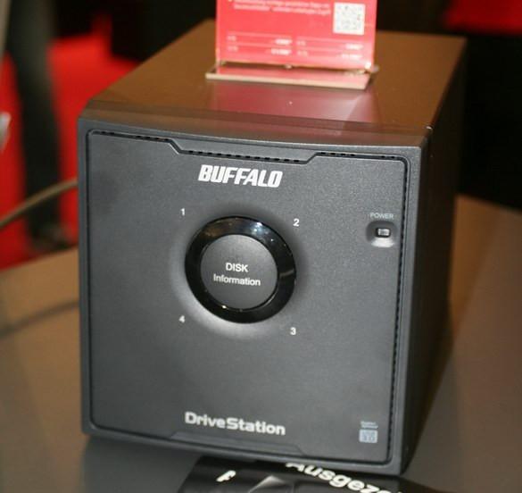 Buffalo Technology продемонстрировала интересные новинки