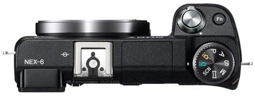 Сони продемонстрировала второй фотоаппарат Сони NEX-6