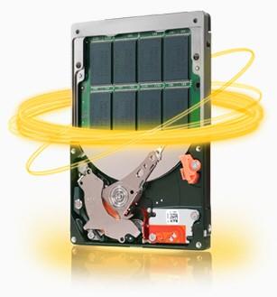 SSHD-накопители со Смарт Response Technology