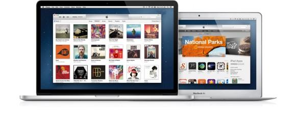 Организация Эпл продемонстрировала  свежую версию iTunes для Mac и PC