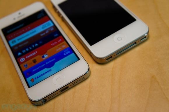 Относительный тест Айфон 5 и Айфон 4С