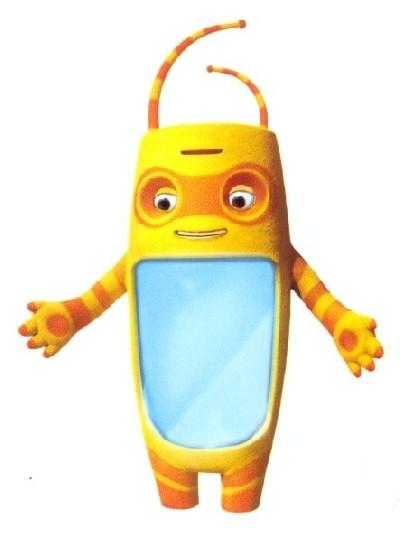 life:) запатентовала нового зверька-смартфона