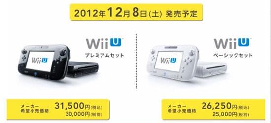Обнародована дата исхода Wii U в Японии