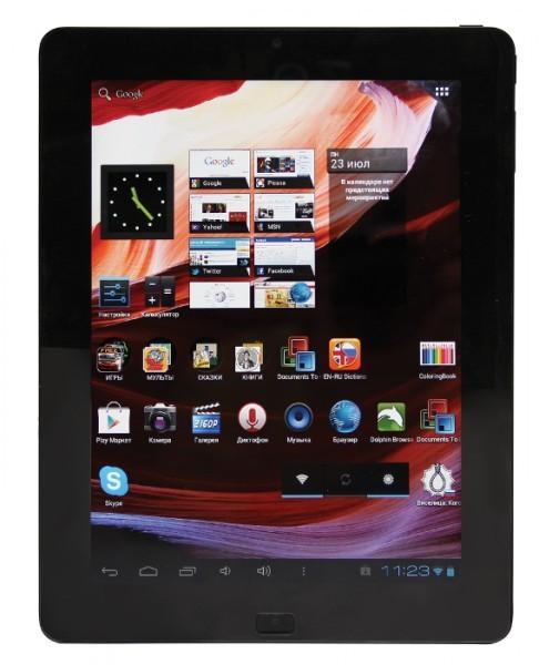 В реализацию поступил свежий планшетник Ritmix RMD-1035