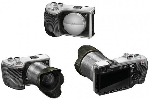 Мода на беззеркальные камеры не прошла и Hasselblad