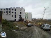 В Барнауле снизился башенный крамбол