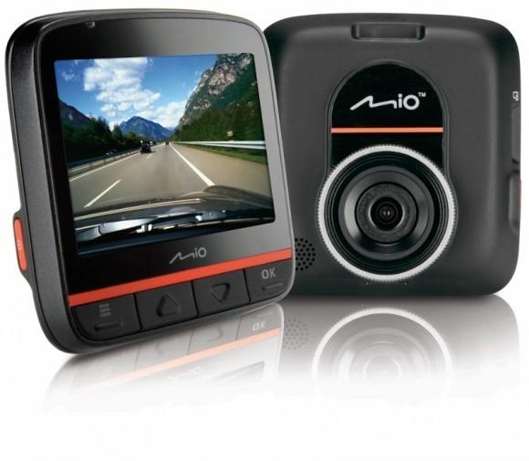 Свежий видеорегистратор  от компании Mio Technology