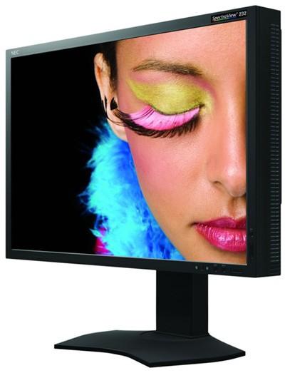 NEC SpectraView 232:-монитор для  экспертов