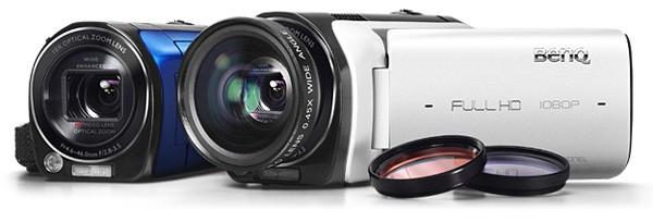 BenQ продемонстрировала камеру с режимом ночной съёмки