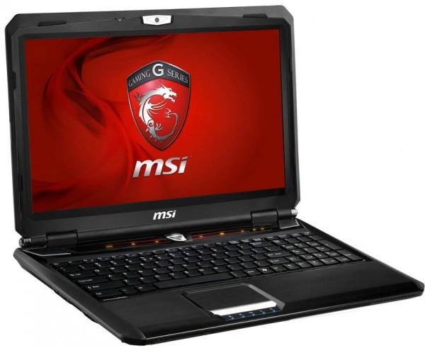 MSI  произвела игровой компьютер MSI GX60 на основе логики AMD
