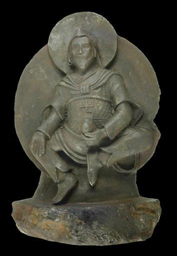 Буддистская скульптура оказалась выполнена из метеора