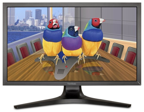 Свежие Full HD-мониторы от ViewSonic