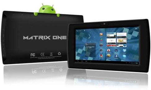 Самый доступный  планшетник Матрикс One