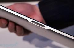 Планшетник ZTE V98 имеет хороший внешний облик