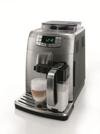 Saeco Intelia Latte Plus будет в начале октября 2012 года