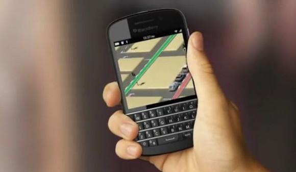 BlackBerry N Серии оснащен полновесной QWERTY-клавиатурой