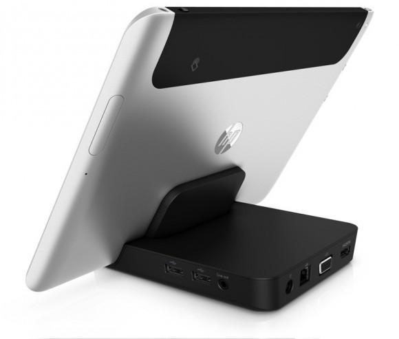 HP  продемонстрировала обновление в качестве планшетника  ElitePad 900