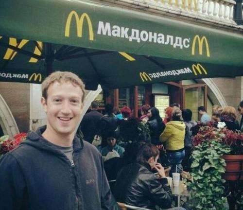 Фейсбук начала кампанию по «вывозу мозгов» из РФ