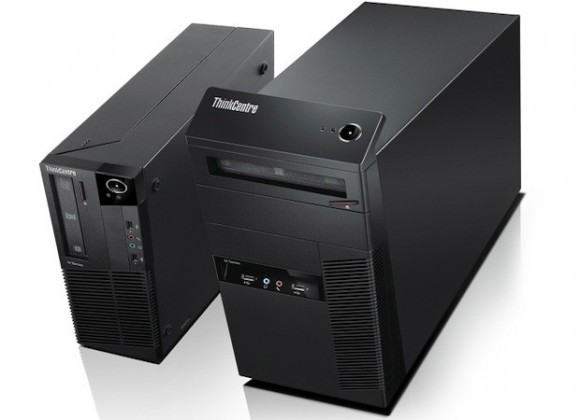 Lenovo продемонстрировала ThinkCentre в качестве модификации М78