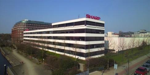Sharp начал изготовление 5-дюймовых Full HD экранов