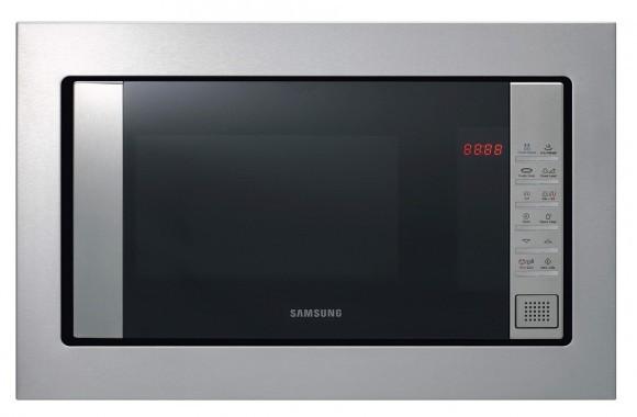 Samsung  расширяет модельный ряд микроволновых печей
