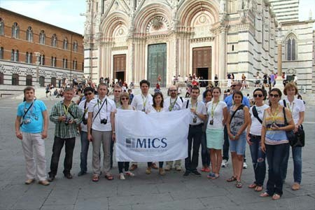 Компания MICS  провела  конференцию в Италии
