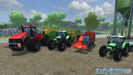 Farming Simulator 2013 выйдет в РФ 26 декабря