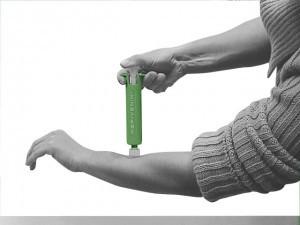 Инструмент, высасывающий яд из укуса