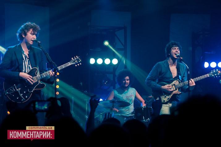 The Kooks организовали киевлянам реальный рок-вечер (ФОТО)